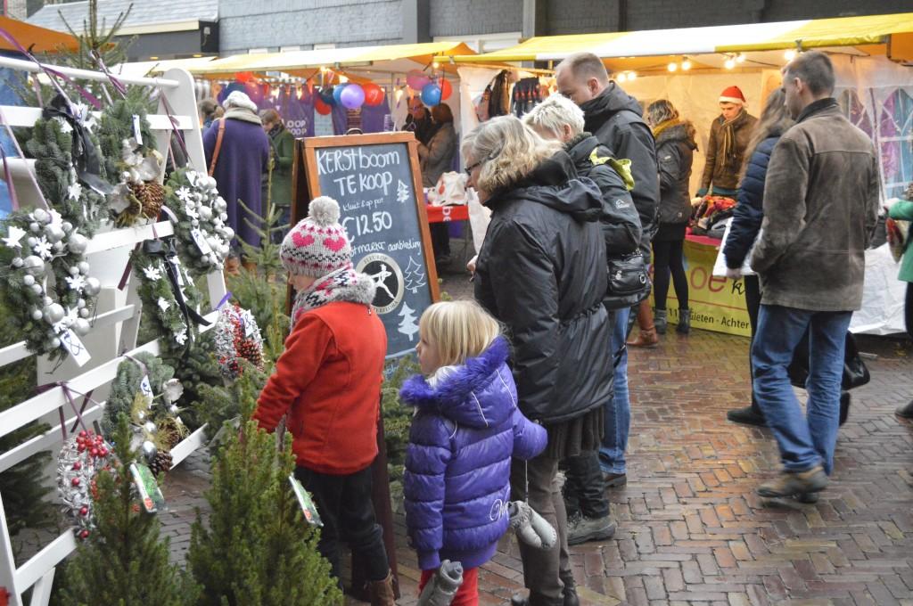kerstmarkt borger
